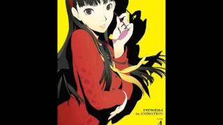 Persona 4 Animasyon Bonus CD vol.4 Keşke