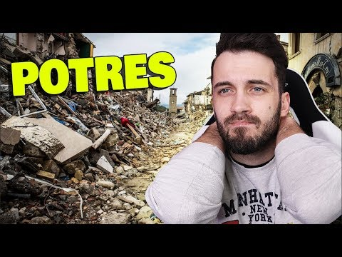 Kako Sam Prezivio Danasnji Potres Strasno Youtube
