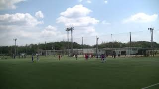 霜出、2ゴール!3-0【2018.4.8山口県リーグ1部第1節vs宇部ヤーマン】