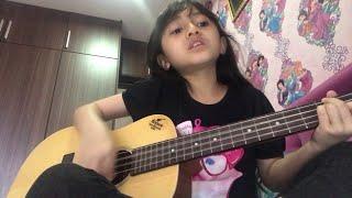 Download lagu Ku hanya sayang padamu Aiman tino cover by Alyssa Dezek MP3