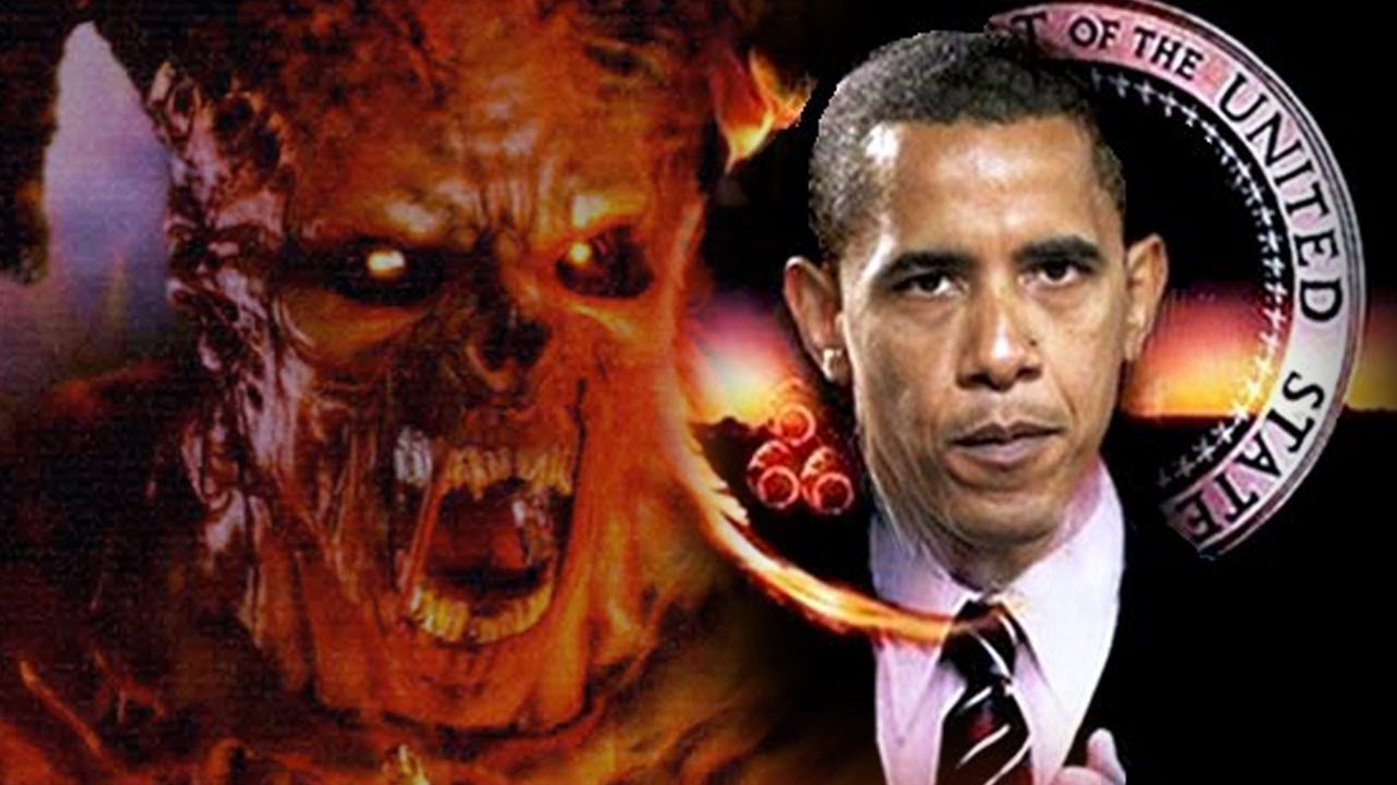 Why Is The Antichrist Barack Obama Being Treated Like A Messiah As He Visits Only The EU Leaders,Why? (Video)