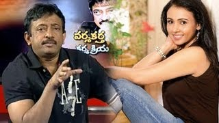 Ram Gopal Varma Uses Women Only For Sex Suchitra Krishnamoorthi