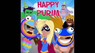 Funmoods- Purim Harlem Shake Card