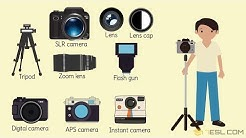Photography Terms: Learn Photography Vocabulary Words with Pictures