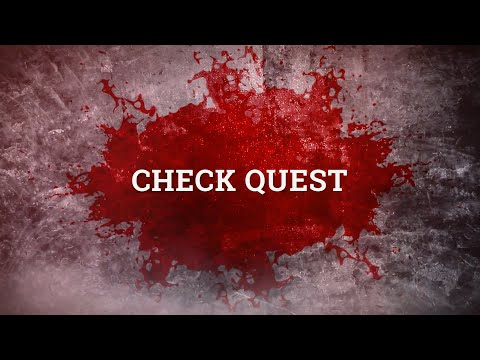 Check Quest - Квест Триллер Супермаркет Зомби