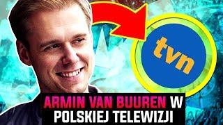 ARMIN VAN BUUREN wystąpił w TVN | Czy to dobrze?