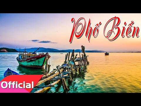 Phố Biển - Sáng tác: Thanh Tùng [Karaoke Beat MV]
