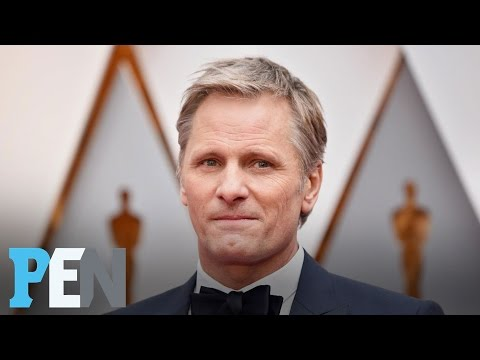 Viggo Mortensen On The Road For 'Captain Fantastic' & Being Nominated | PEN | Entertainment Weekly