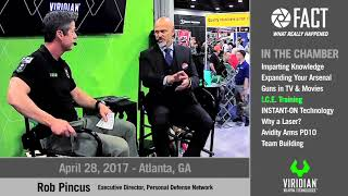Just the FACTs: NRA 2017 - Ep.1 Rob Pincus, PDN