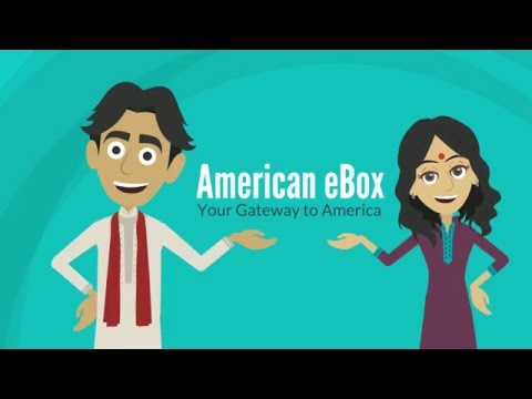 American eBox - International Courier Service to India