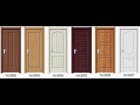 ابواب غرف جديده بتصميمات عالميه modern rooms doors with global