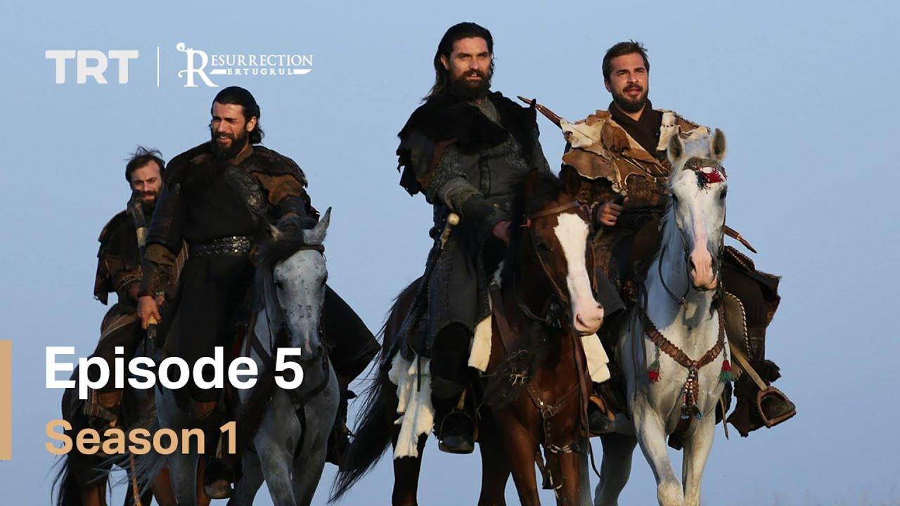 Resurrection Ertugrul Season 1 Episode 5 (English Subtitles)