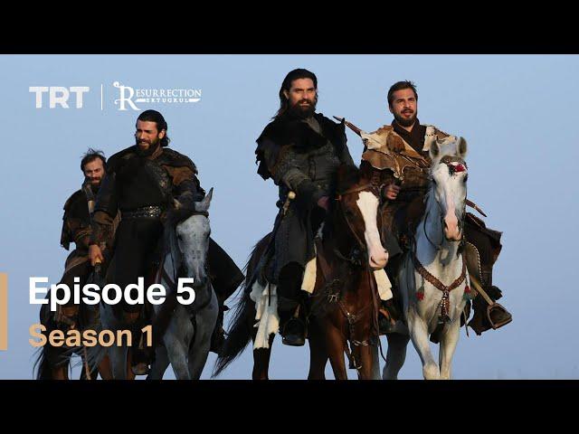 Resurrection Ertugrul Season 1 Episode 5
