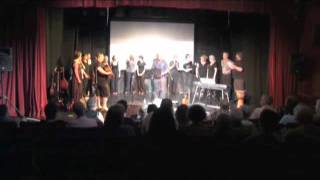 From Page to Stage (4c) Swale Sings - Summertime and Swing Low