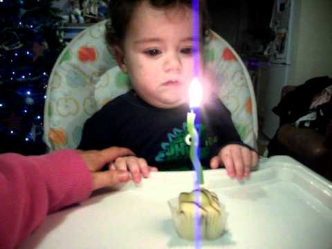 barney 1st happy birthday song