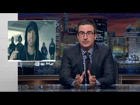 Download Youtube: Eminem Rips Donald Trump In BET Hip Hop Awards Freestyle -Last week tonight with John Oliver (HBO)