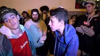 2 Fase -  WM VS Pivete -  Batalha do Santa Cruz  - 090618
