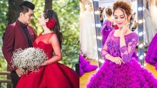 Ca sĩ Lâm Chi Khanh kết hôn với bạn trai kém 8 tuổi gây sốc - TIN TỨC 24H TV