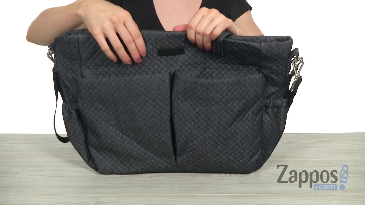 Vera Bradley Iconic Ultimate Baby Bag SKU  9124185 - YouTube c15282844a735