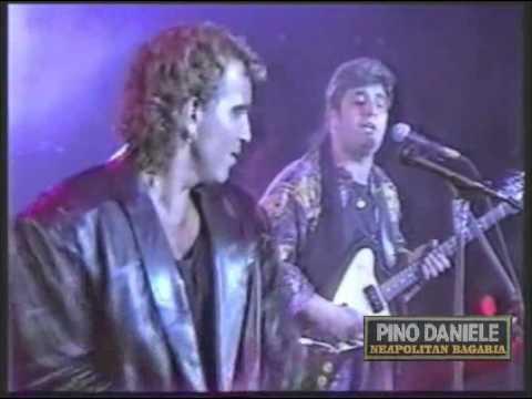 Pino Daniele & Bernard Lavilliers - Yes I Know my way / 'A Rrobba mia [Live Parigi 1986]