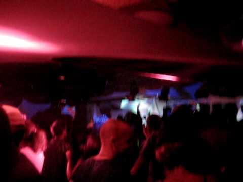 Ephedrix - Hypnotic Voices (Remix) Live @ Expander Release Party, Bruxelles 2009