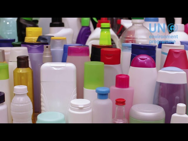 Plastic pollution solutions: Packaging Waste