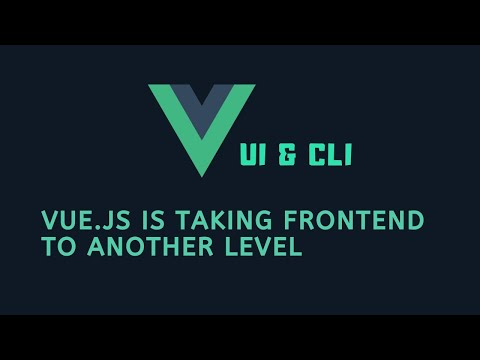 How to Create Vue.js Project in Seconds thumbnail
