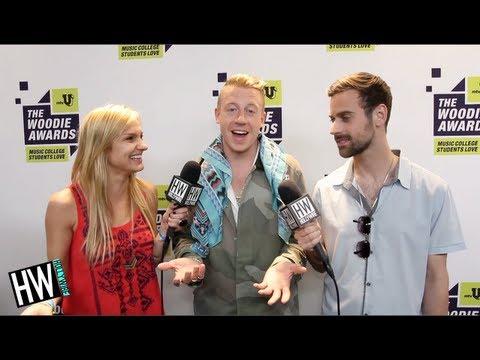 Macklemore & Ryan Lewis Talk 'Thrift Shop' Details & SNL!
