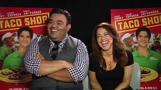 TACO SHOP Interview - Luis Victor Jimenez & Verónica Díaz Carranza