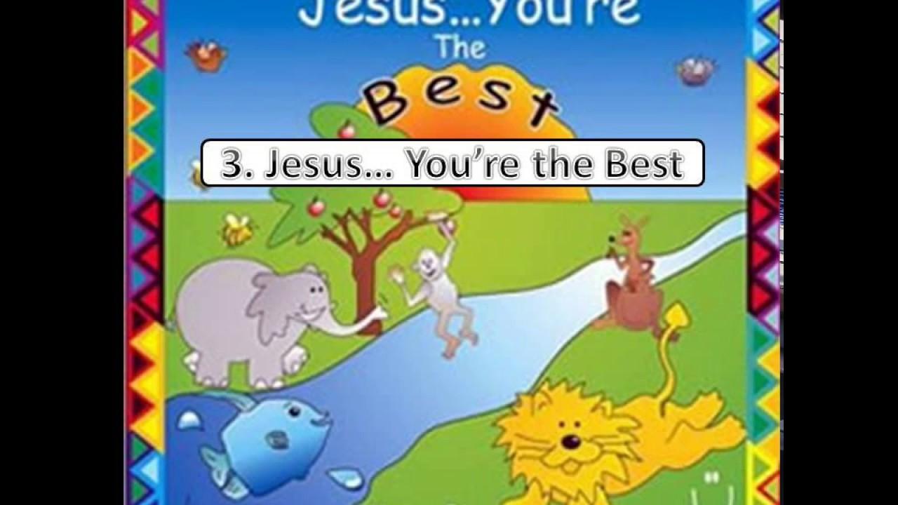 Jesus You're the Best - Myles Bing - YouTube