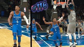 NBA 2k18 MyCAREER S2 - GOATbrook Gets Ankle Breaker Injury Revenge! RIP Perfect 82-0 Season? Ep. 116