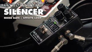 The Electro-Harmonix Silencer Resimi