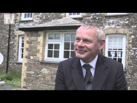 Martin Clunes on Doc Martin: 'I love trying to punish this awful man!'