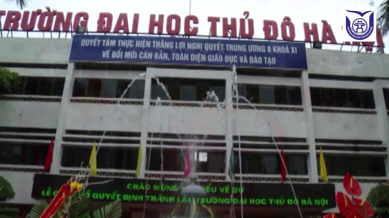 [MV] Hành khúc Đại học Thủ đô Hà Nội