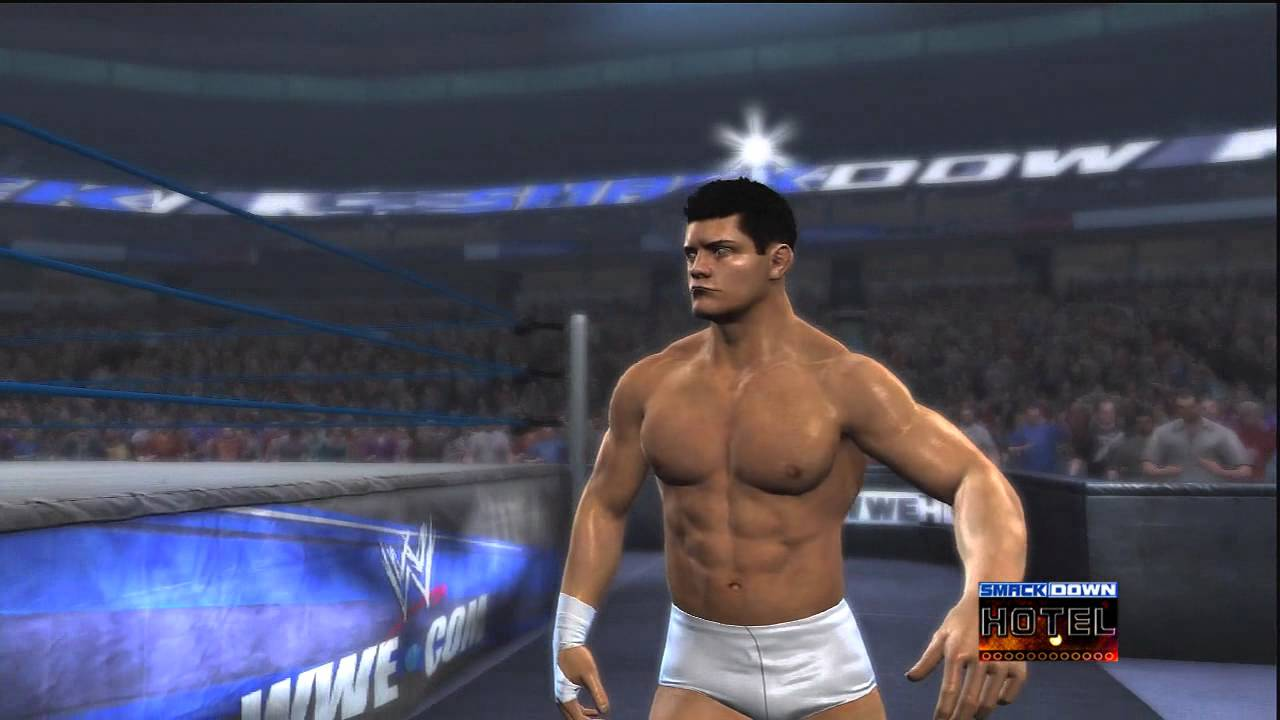 WWE '12 Updated Entrance: Cody Rhodes 2012 HD YouTube