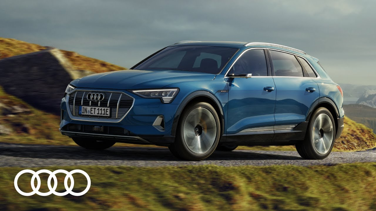 Audi e-tron – Rekuperation