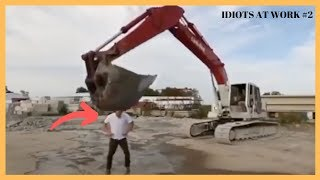 IDIOTS AT WORK #2 | WORK FAILS COMPILATION BAD DAY AT WORK 2019