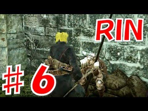 【ダークソウル2】どじっ子魔法戦士マジックリン 6 ゆっくり実況『朽ちた巨人の森』