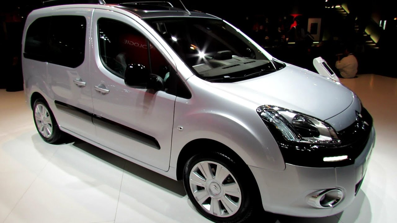 2013 citroen berlingo multispace exterior and interior for Berlingo interieur