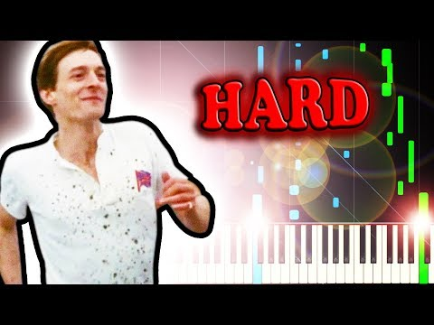 INSPIRING PIANO MUSIC - CHARIOTS OF FIRE - Piano Tutorial
