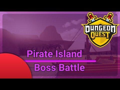 Dungeon Quest OST - Pirate Island Boss Battle