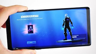 How to get the skin galaxy? 2019 updated fortnite battle royal
