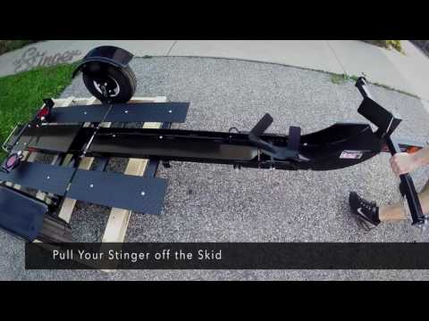 Stinger Dellivery and Unwrapping Tutorial