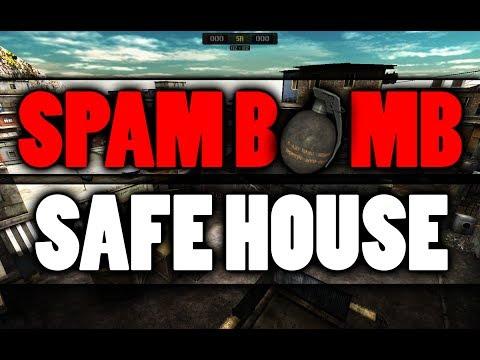 SPAM K400 - SAFEHOUSE