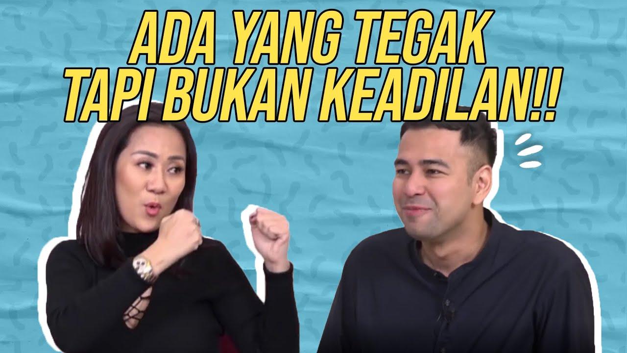 TANTE PEMERSATU BANGSA BIKIN RAFFI DAN VICKY PAKE BANTAL TERUS!!