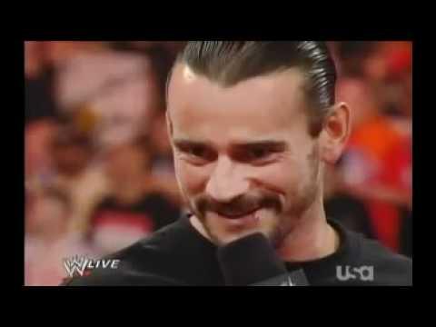 CM Punk wants WWE Ice Cream Bars