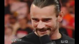 CM Punk wants WWE Ice Cream Bars