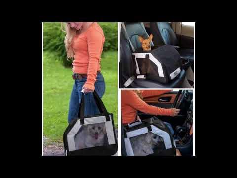 Park Avenue Pet Car Seat and Carrier Pet Gear Petfrenz