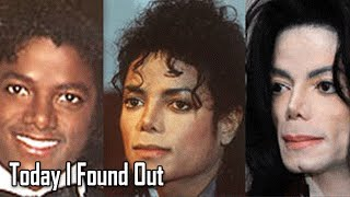 Why Michael Jackson's Skin Turned White as He Got Older thumbnail