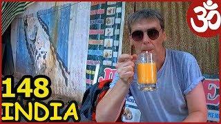 #ГОА #АРАМБОЛЬ ПОЕЗДКА В #КАНДОЛИМ. #MAPUSA ЧАСТЬ 1. Кафе Vrundavan. INDIA 148